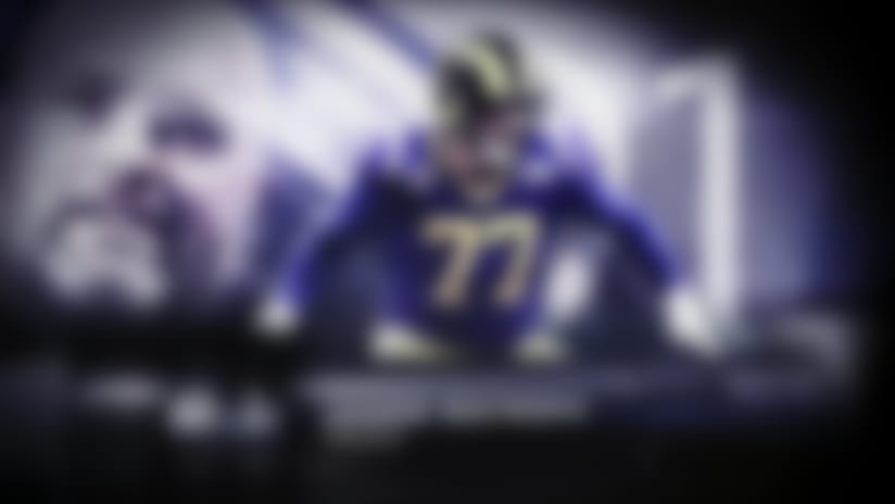 'Top 100 Players of 2019': Los Angeles Rams offensive tackle Andrew Whitworth | No. 91