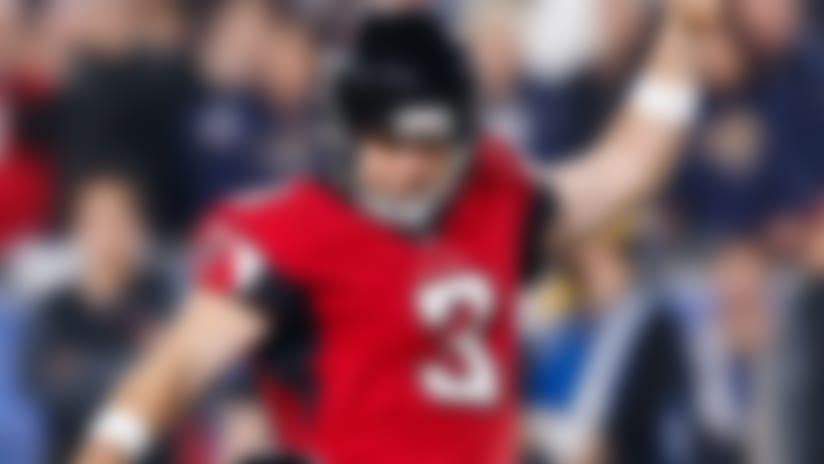 Falcons bring back longtime kicker Matt Bryant