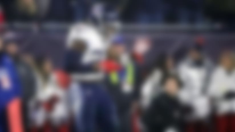 Titans edge Patriots to advance to Divisional Round