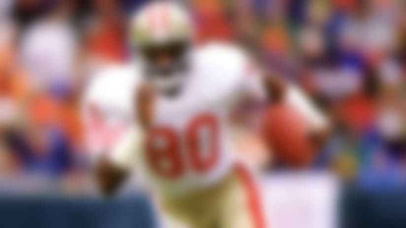 Gil Brandt's greatest NFL receivers of all time