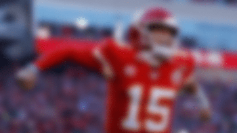 Patrick Mahomes is now the NFL's top-selling athlete