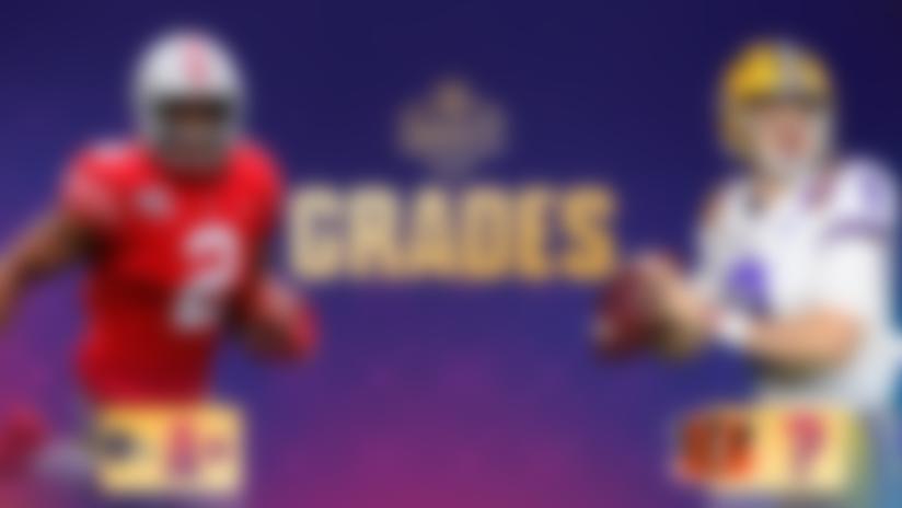AFC North draft grades: Ravens shine; Bengals, Browns impress
