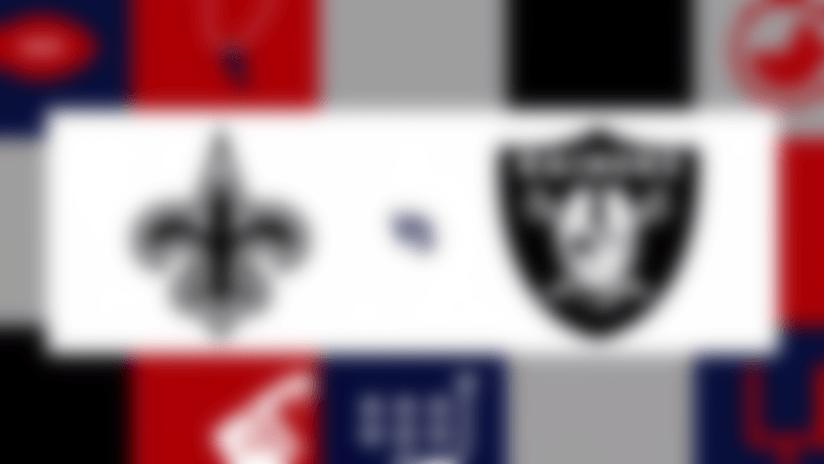 Saints-Raiders Score Predictions in Week 2   'GameDay View'