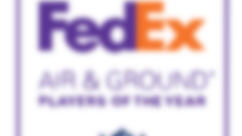 Fed ex air and ground logo