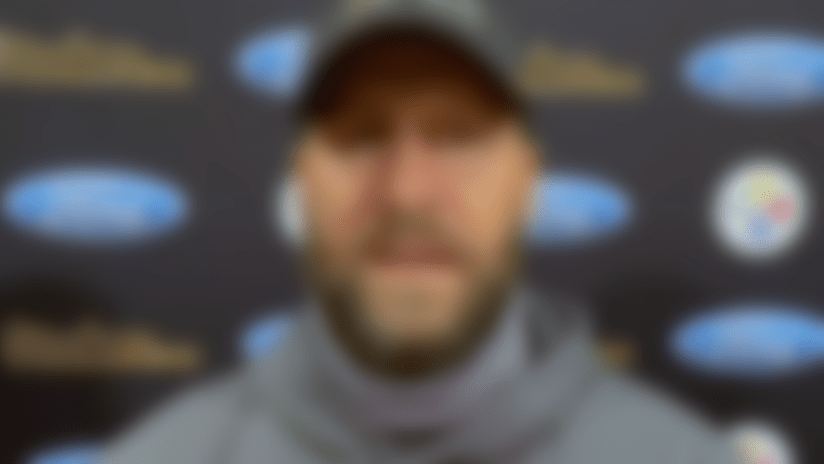 Kinkhabwala: Roethlisberger at his lightest weight in 13 to 14 years