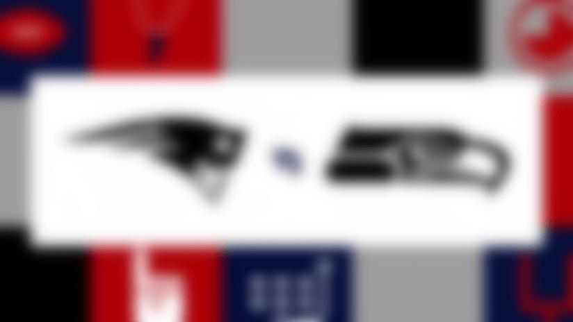 Patriots-Seahawks Score Predictions in Week 2   'GameDay View'