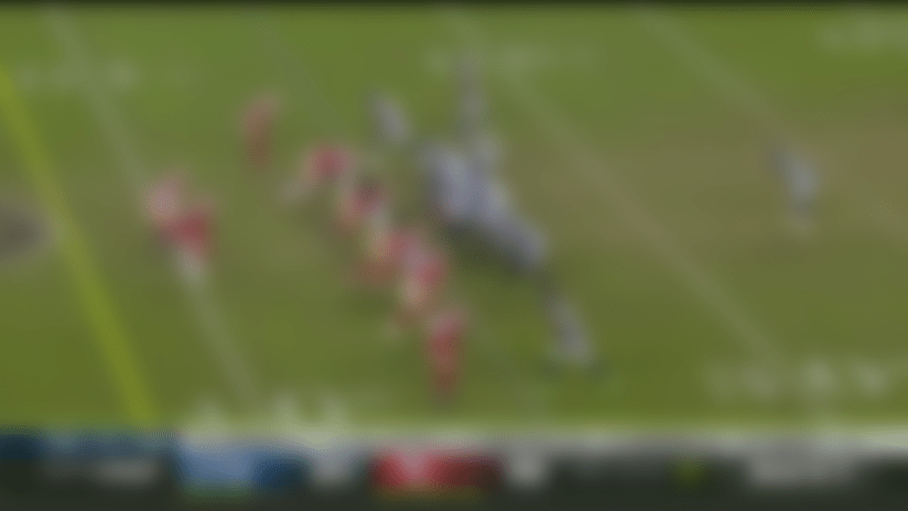 Can't-Miss Play: Niners turn chaotic strip-sack into WILD defensive TD