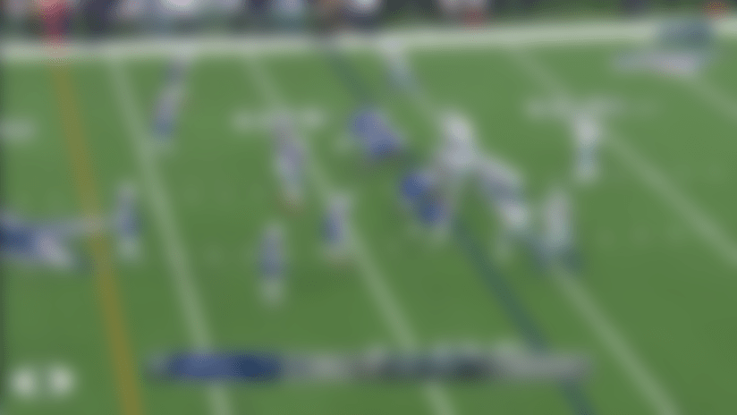 Star stuns Dallas! Lotulelei gobbles up Prescott's pass for big-man INT (edited)