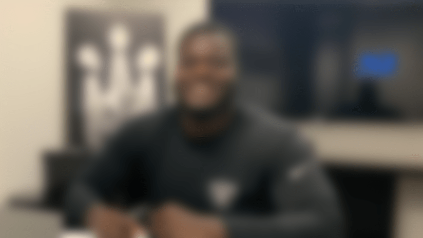'Last Chance U' star Ronald Ollie signs with Raiders