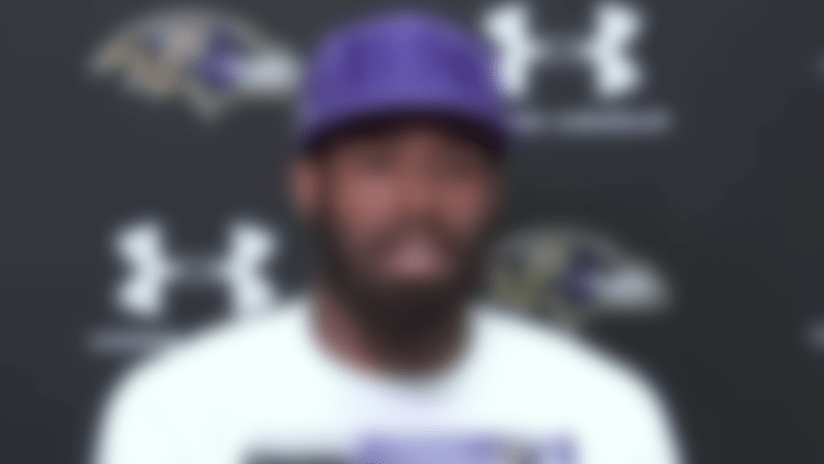 Chuck Clark reacts to Ravens releasing Earl Thomas
