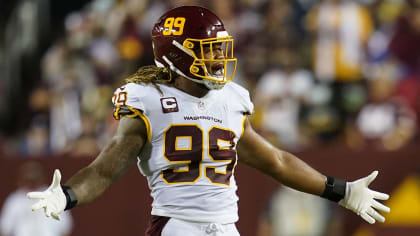 Chase Young Stats, News and Video - DE | NFL.com