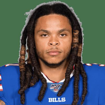 Denzel Rice NFL Jersey