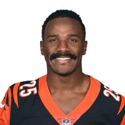 Giovani Bernard Stats, News and Video - RB   NFL.com