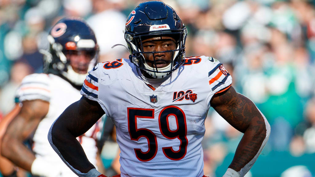 Danny Trevathan, Bears agree to terms on 3-year deal
