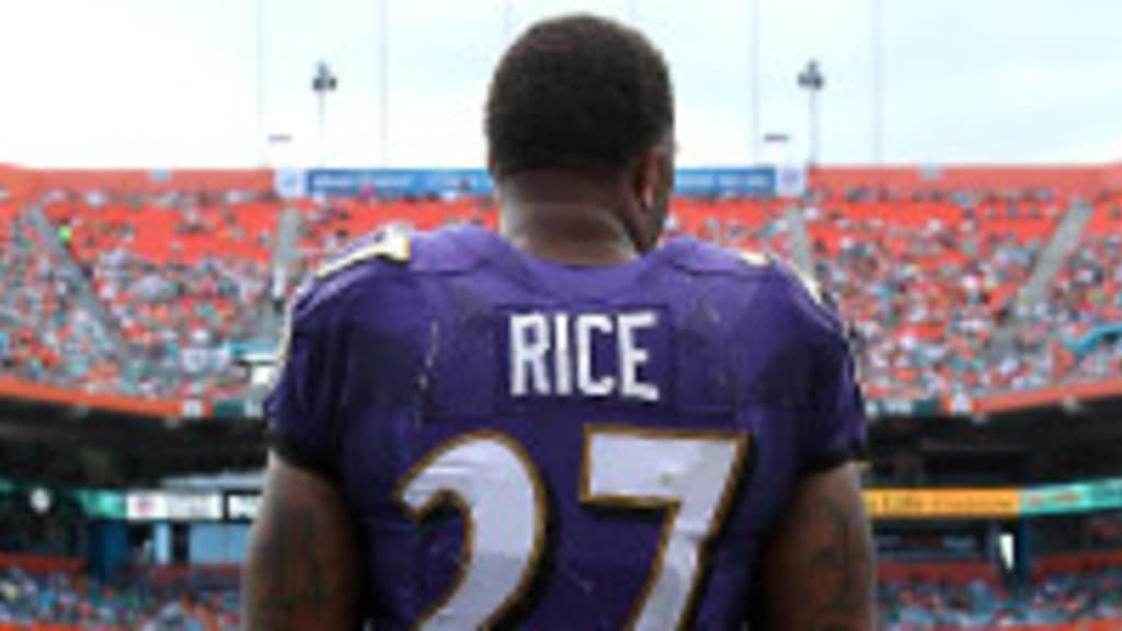 Ravens to offer fans Ray Rice jersey exchange