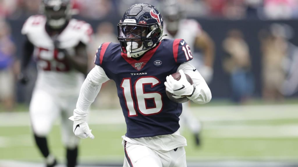 Texans WR Keke Coutee 'very hungry' for bigger role in 2020