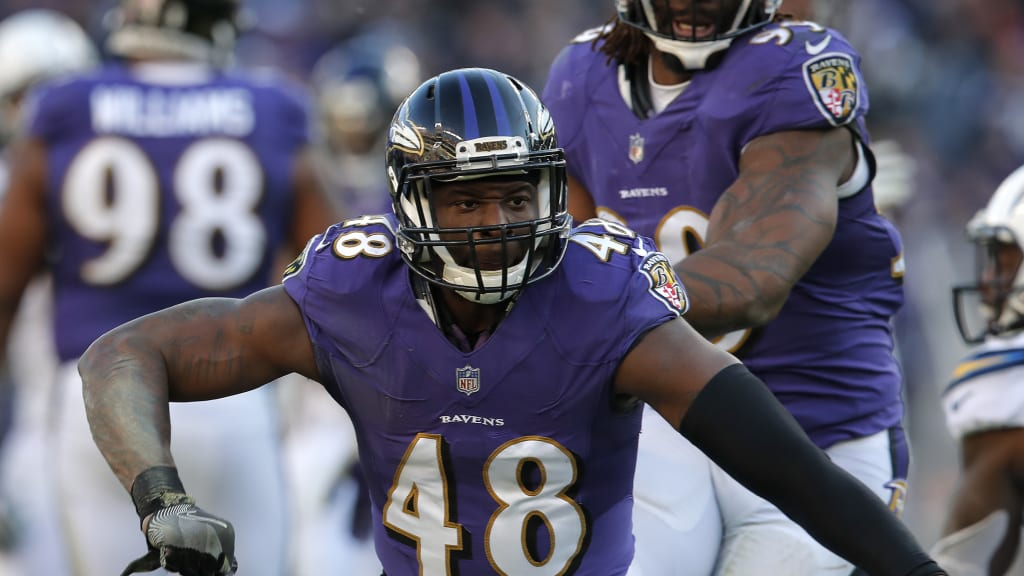LB Patrick Onwuasor: Time for 'new breed' of Ravens