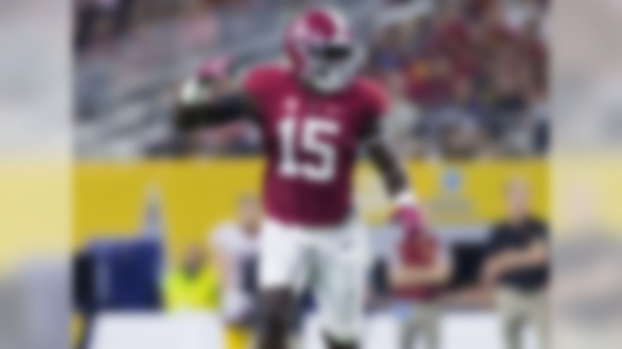 Harrison is a hard hitter, solid tackler, and more than just capable in coverage. His all-around skill set will make him one of the top safeties in the league within three years.
