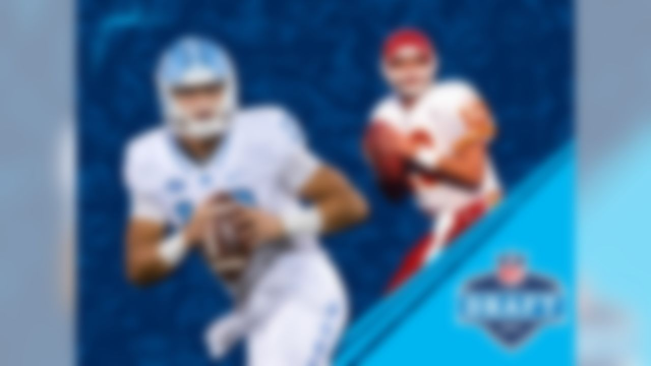 NFL comparison: Trent Green  They have a similar body type, and both players are above-average athletes at the quarterback position.