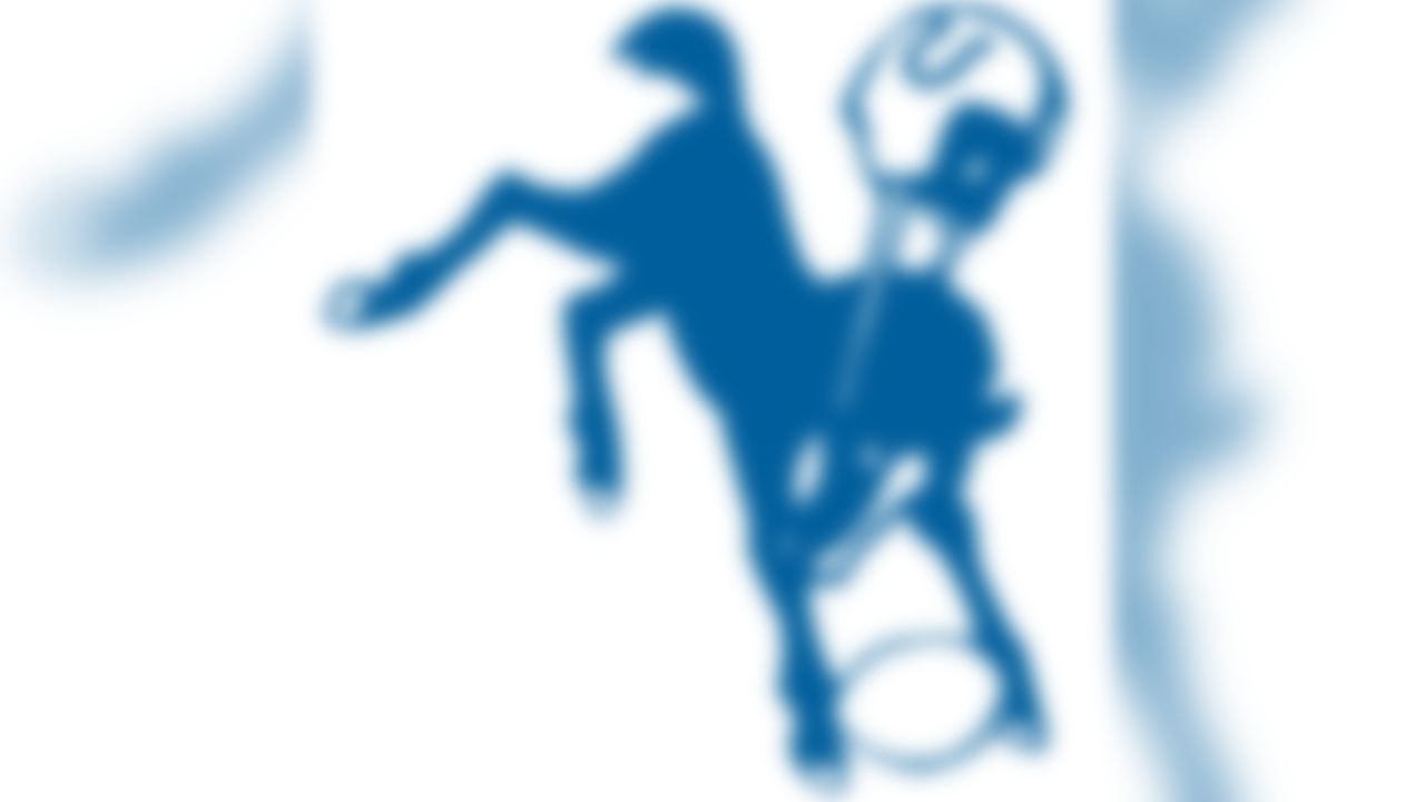 This is a pretty cool logo, but you can't endorse the Indianapolis Colts using Baltimore Colts logos or marks. The two should remain separate entities. That would be akin to John Elway running around in a Colts logo. You just don't want to see it.
