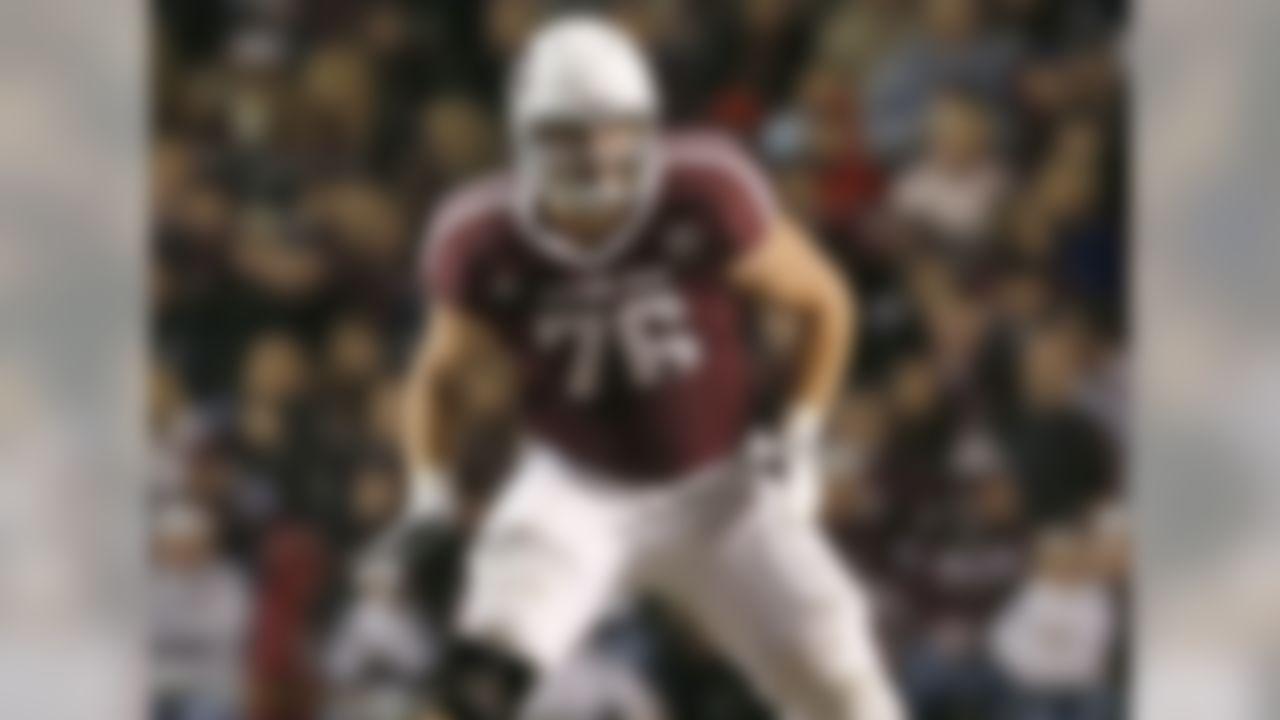 Luke Joeckel, Texas A&M (Aaron M. Sprecher/NFL)