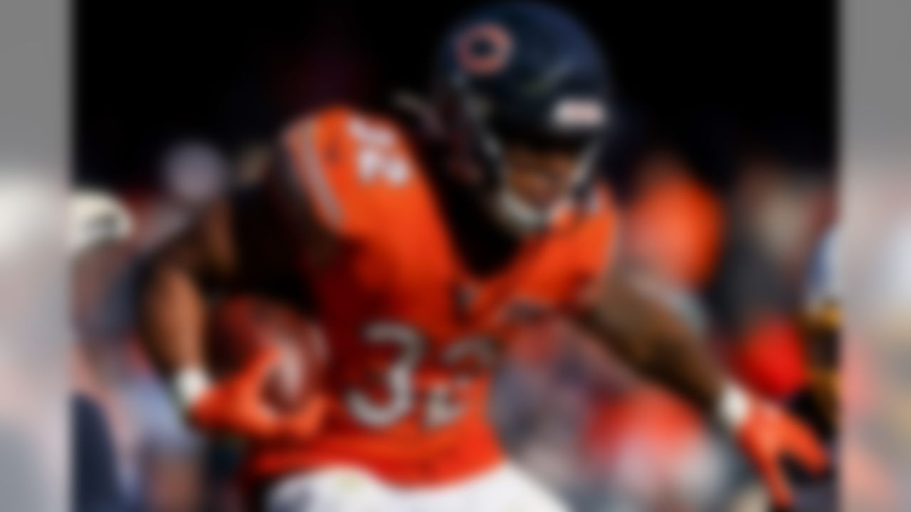 10. David Montgomery, RB, Chicago Bears
