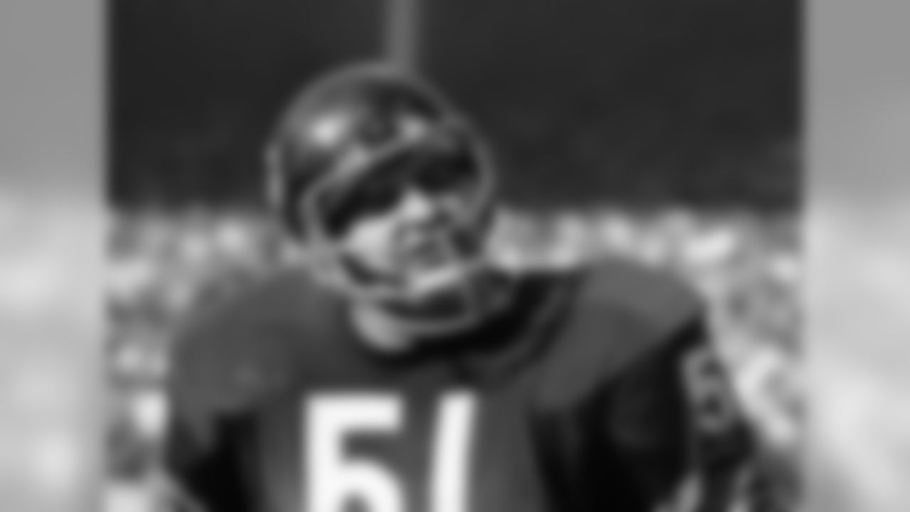 "Even Butkus' peers were fearful. As Los Angeles Rams legend Deacon Jones said, ""Roses are red, violets are blue, if you have any sense, you'll keep Butkus away from you."""