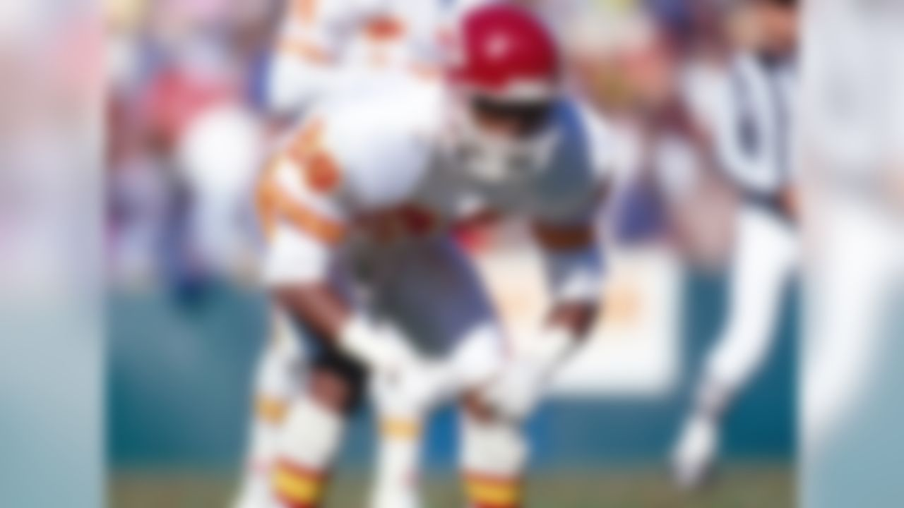 Kansas City Chiefs, 1983-1993; Oakland/Los Angeles, 1994-1998 » Voted to four Pro Bowls, First Team All-Pro two times » Recorded 42 career interceptions