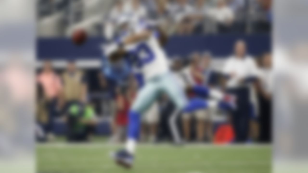 Some were expecting a breakout season from Williams this year, as he could truly emerge as a No. 2 option running alongside Dez Bryant. However, now that Bryant is out with a broken bone in his foot for at least four to six weeks, Williams will need to rise up even further as the team's top pass-catcher. Whether or not he succeeds remains to be seen, but he just became the hottest name on the waiver wire for Week 2, as his target volume in the passing game is sure to rise.
