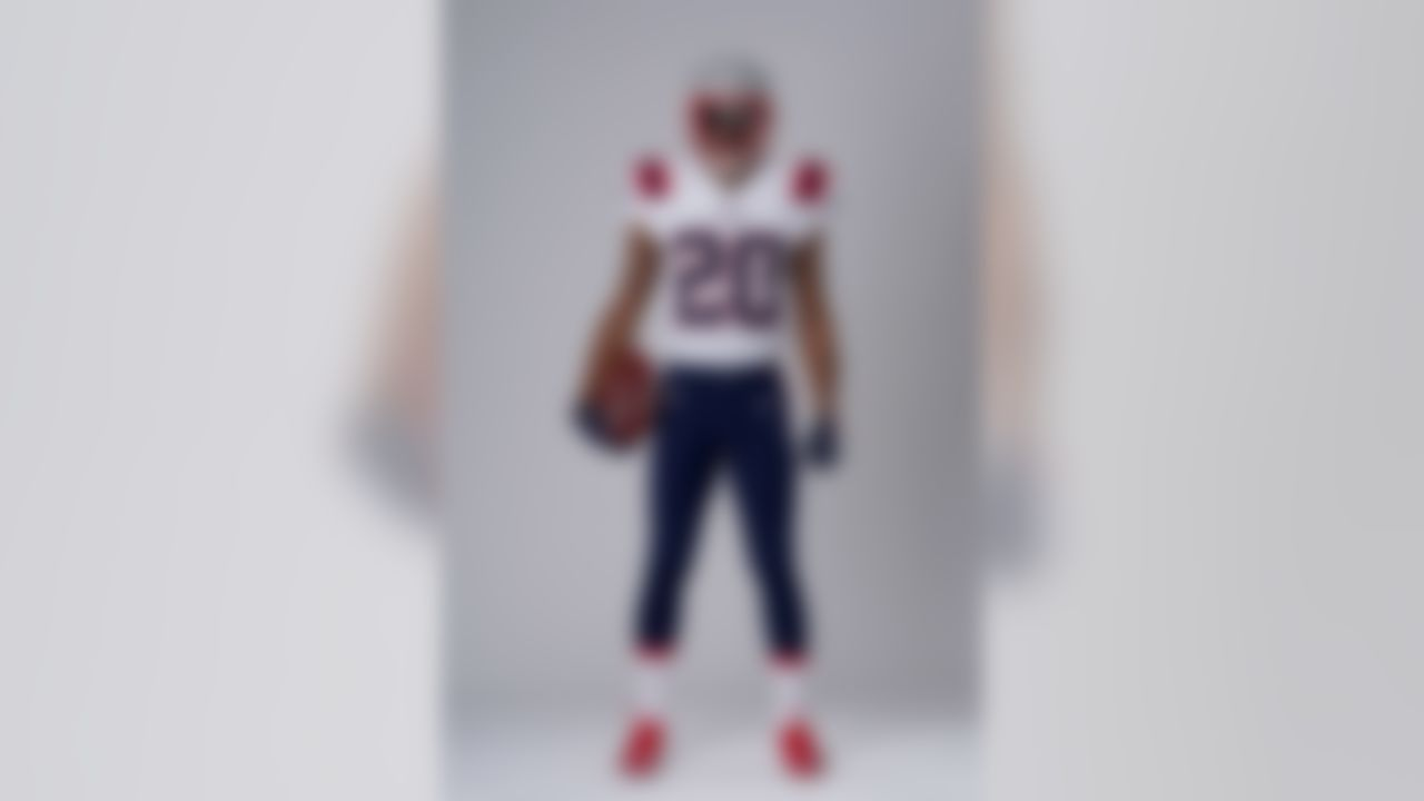 New England Patriots 2020 uniforms
