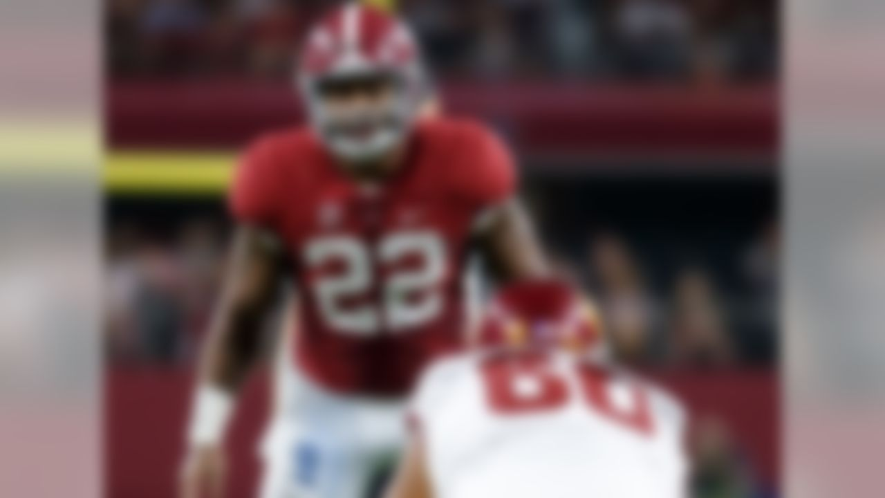 Some might think that Anderson's teammate and fellow senior linebacker, Tim Williams, is a scarier player because of his ability to come off the edge, but I think SEC coaches would tell you they fear Anderson's game even more. Why? Because he's always in the right place. Anderson leads the team with 11.5 tackles for loss, mostly because he stays home on containment and is strong enough to disengage from blockers to make plays. His relentless hustle also makes him a nightmare for ball carriers that are trying to reach the sideline. Sometimes the long, drawn-out anticipation of a scare is more impactful than the quick surprise.