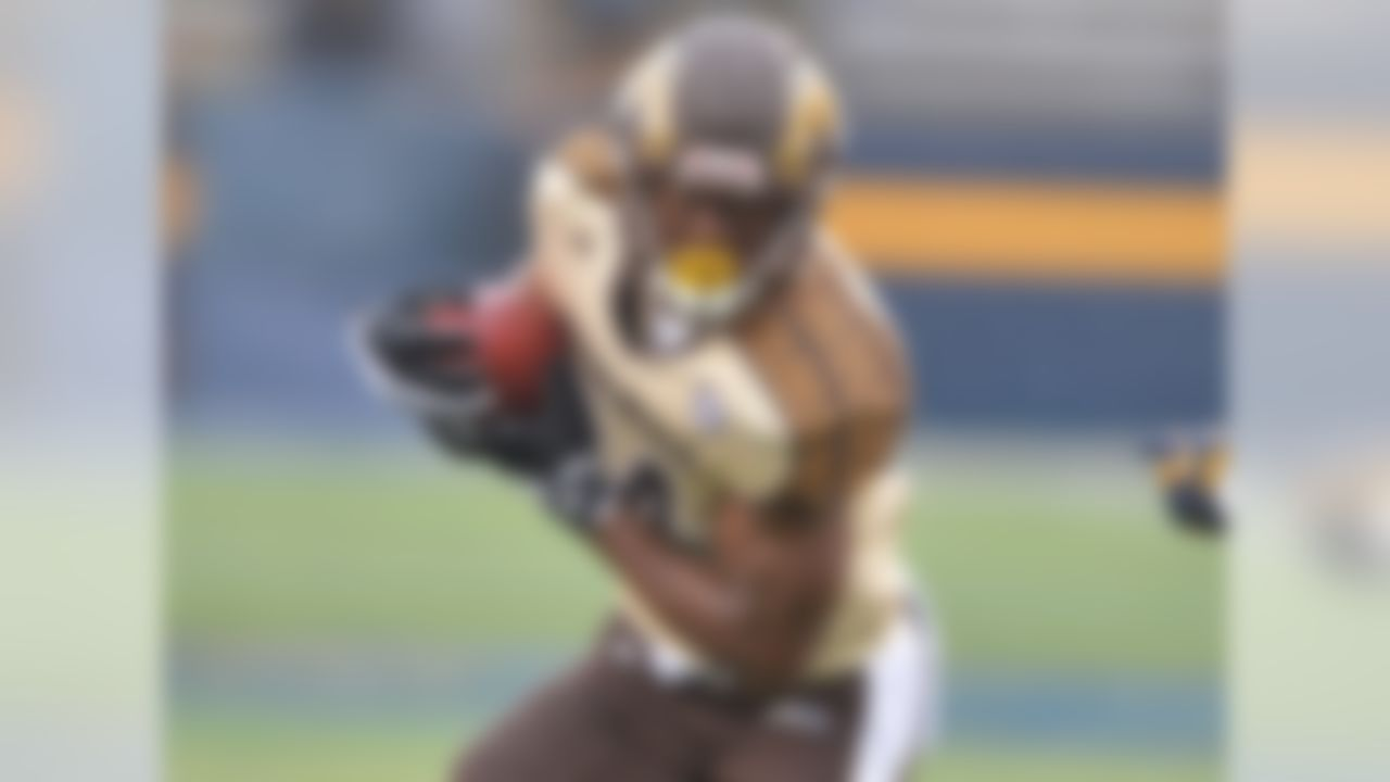 Class (size): Senior (6-foot-3, 215 pounds)  Playing in the Mid-American Conference, Davis won't be all over the television this fall, but when football season ends and draft season begins, you'll hear his name more. He's the active FBS career leader in receiving yards (3,785) and has posted back-to-back seasons of 1,400-plus. The NCAA FBS record for career receiving yards is 5,005 (Trevor Insley, Nevada). Given that Davis' quarterback, Zach Terrell, is also back, consider Insley's record in serious jeopardy.