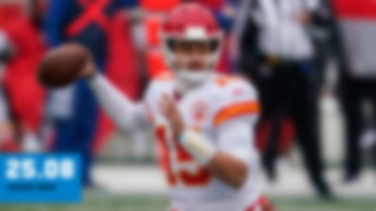 282 pass yards, 3 TD; 18 rush yards