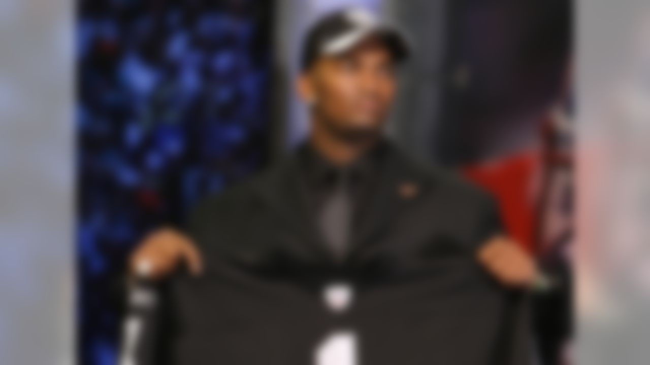 """Drafted by: Oakland Raiders, 2007.  Does anyone remember Russell completing 72 percent of his passes with a 128.1 passer rating in a win over the Texans, or going 15-for-22 against the Dolphins earlier in that 2008 season? I remember the latter, as I wrote about it for FoxSports.com. There was a time, in Russell's second season, when it looked like he would and could be a player. It was mostly downhill from there, as he was less ready to be a franchise leader off the field than on it. His """"want to"""" was questioned. His passer rating plummeted. And so did Oakland's hopes of not having to lean on guys like Andrew Walter."""