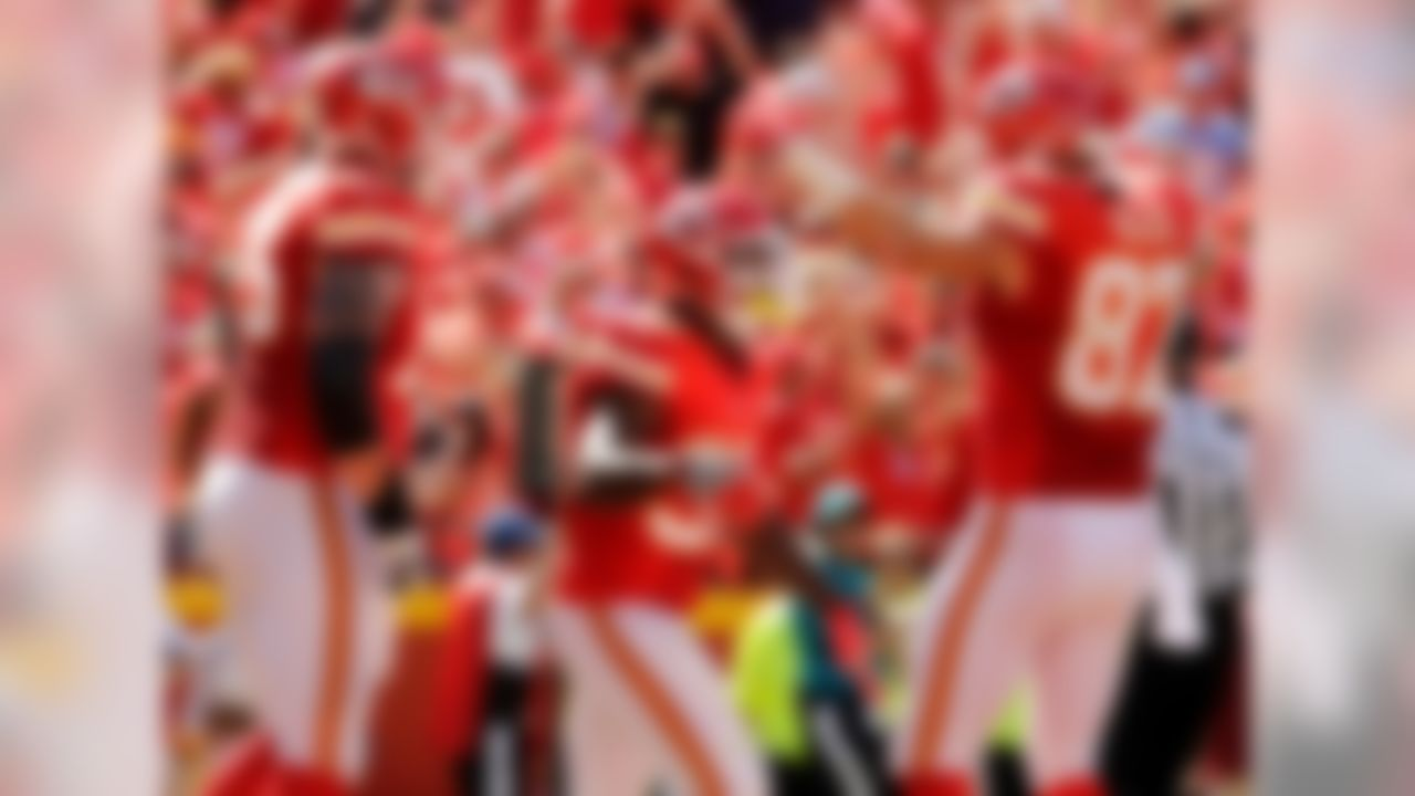 If you didn't pick up Spencer Ware after we barked about him in articles, on the podcast, and on TV, well, then shame on you. Ware backed up all of the offseason hype with a dominant performance, taking his 18 touches (11 rush, seven receptions) for a whopping 199 yards and a touchdown. He only played one more snap than Charcandrick West (34 to 33), but massively out-touched (18 to nine) and out-gained him (199 to 23). Even when Jamaal Charles returns, he's unlikely to resume full control of this backfield. Ware is the real deal, and he needs to be a top priority this week on waivers. FAAB Suggestion: 30 percent.