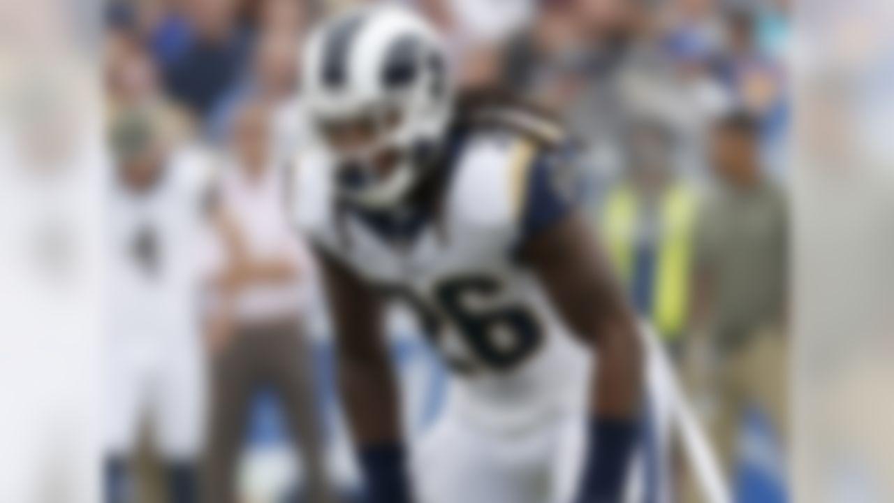 10. Mark Barron, LB, Los Angeles Rams