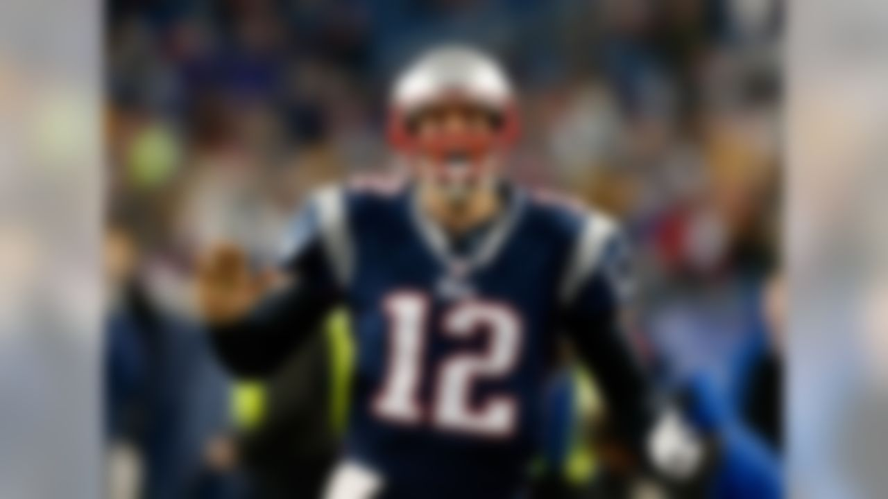 America is about shooting for the stars…and there's simply no better example of aspirations achieved than Brady. Sure, he's Hollywood-level handsome, but a sixth-round pick who rarely started in college who winds up winning Super Bowls for a team called 'Patriots', then marrying a supermodel? Congratulations, Tom…you ARE Captain America.