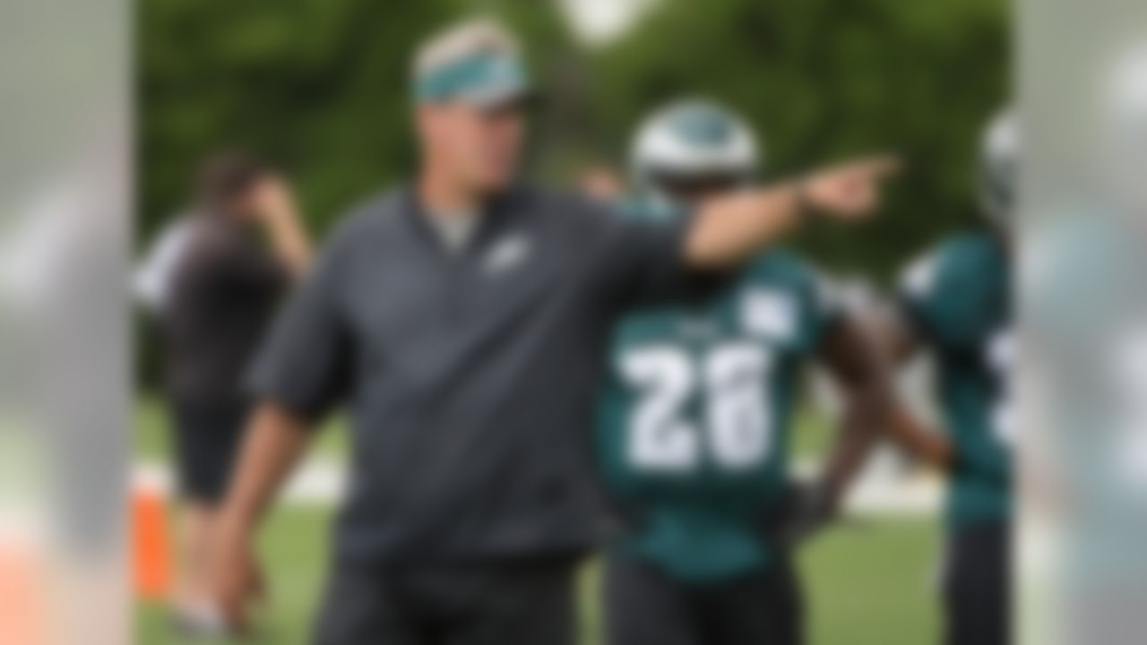 This isn't fair. Pederson hasn't so much as coached one game yet. But yeah, he offers no NFL head-coaching experience, like some other guys at the bottom of this list. Pederson got off to a rather inauspicious start with the Sam Bradford Start-gate. Of course, you can blame Pederson's assistants for the confusion regarding whether Bradford is the clear No. 1 or will have to compete for the top job. It does get more confusing, however, when the organization signs Pederson's guy, Chase Daniel, to big-time backup money. Seven mil per season is high for a dude who is supposed to be carrying a play chart on Sundays. It should be mentioned here that the front office put Pederson in a difficult position by moving up to draft Carson Wentz, given the two quarterbacks signed this offseason (one apparently told he was the starter, the other a favorite of the coach). We'll see how it goes.