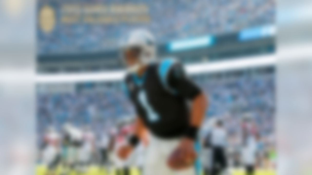 The top scorer in fantasy land, Newton was Superman for much of the 2015 campaign. He scored 18-plus fantasy points 11 times in the fantasy season, including eight with at least 23 points. Newton was also a statistical beast in the first two weeks of the fantasy postseason, scoring a combined 64.6 points. The Auburn product will now be the first quarterback selected in most 2016 drafts as a result of his immense success.