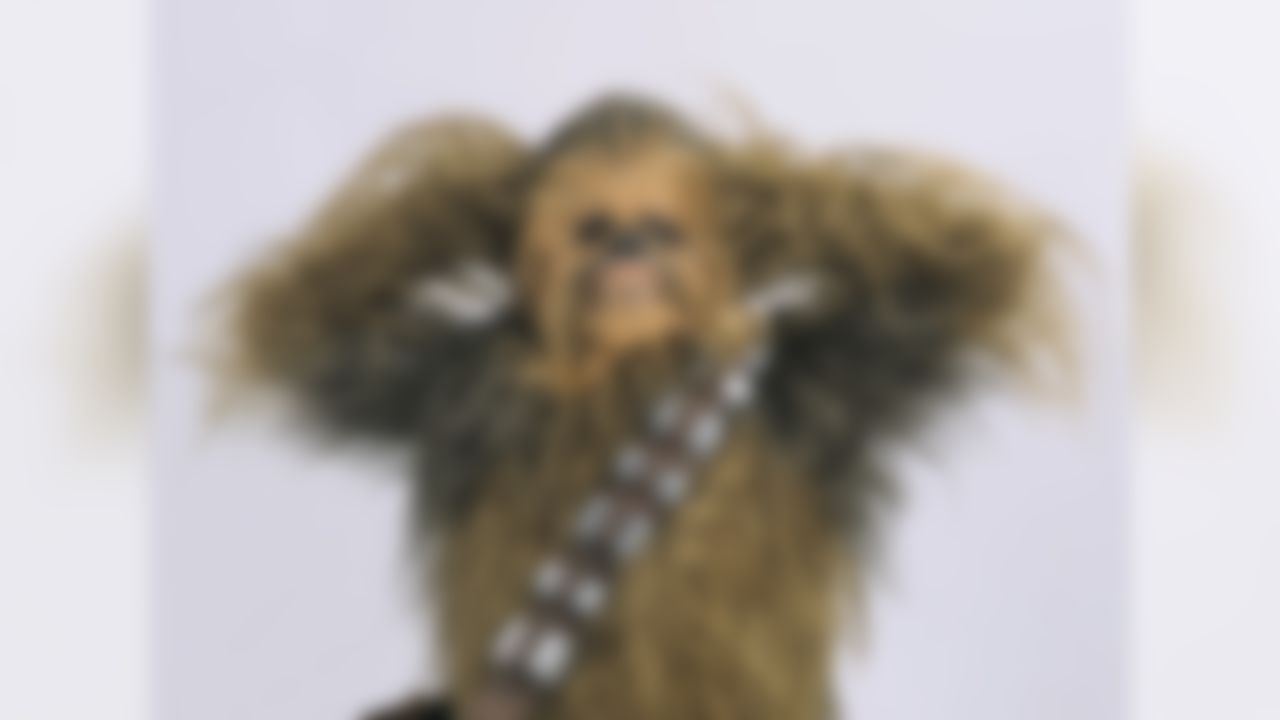 The Texans probably could use a signal-caller like Han Solo, but they'll have plenty of opportunity to grab one in the second round. However, pair Chewbacca on the defensive line with J.J. Watt and there's no way you can get a pass off. His reach alone is incredible. And just try to kick a field goal with Chewy on the field. Chewy as a receiver in the red zone, too. There's way too much upside here.