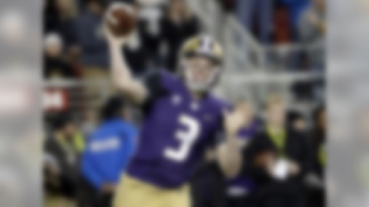 Class in 2017: Junior Washington's ascension to the College Football Playoff could help Browning's 2017 Heisman chances. And if head coach Chris Petersen can keep most of his talented junior class in Seattle next year, his quarterback's stock will rise significantly. It might be difficult for the team to be as successful, however, if the plucky passer loses WRs Dante Pettis and John Ross to the NFL.