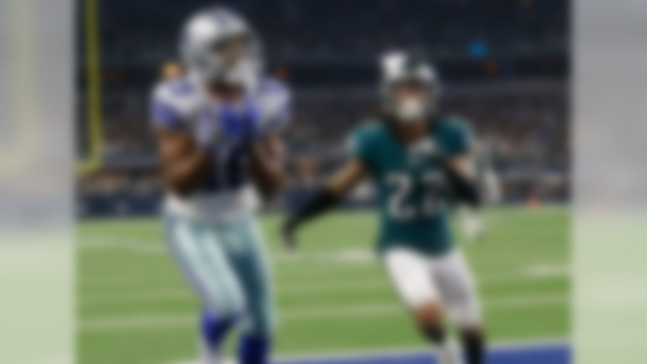 "People were still not quite convinced that these Cowboys were for real, even though they had been rolling since acquiring Amari Cooper from the Raiders, riding a four-game win streak into this Sunday afternoon bout. Trading a first-rounder for Cooper was a bold move panned by many -- myself included. And when the 'Boys rolled into Philadelphia, most expected the defending champions to get back into the NFC East title hunt and the Cowboys to, you know, take the Cowboy way out. Yeah ... Cooper caught 10 passes for 217 yards and three (THREE) touchdowns. The final one of those scores came in overtime, after Dallas received the kickoff and took nearly the entire period to move down the field before Dak Prescott ""connected"" with Cooper. I mean, should it have been a pick-six for the Eagles? Sure. But it wasn't, so ... scoreboard, Cowboys."