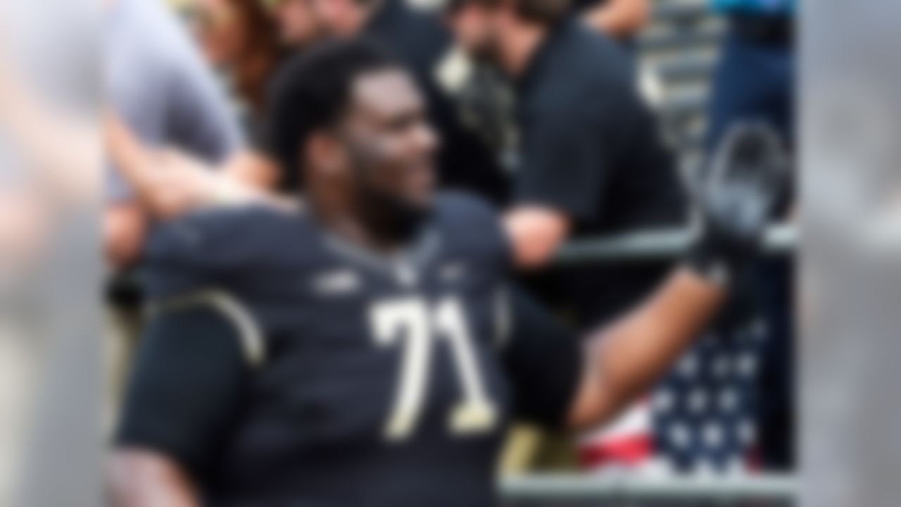Size: 6-8, 420 Buzz: Clements came to Purdue from Arizona Mesa Community College, but didn't make a start in his first season in the Boilermakers program last year. Purdue returns all five starters from last year's offensive line for 2015, so while Clements is big, his role probably won't be.