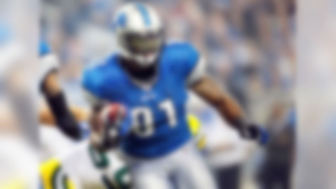 Congratulations on being selected to the Madden cover Calvin Johnson! You're now doomed to the Madden cover jinx. Well, if you believe in that kind of thing. There has been a long list of players who have battled the cover curse and lost. Here is a few of their stories.