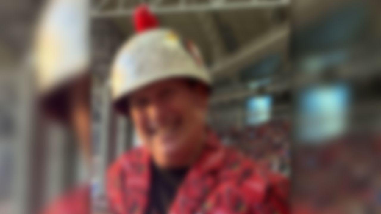 Tim Tekulve - Arizona Cardinal 2020 Fan of the Year