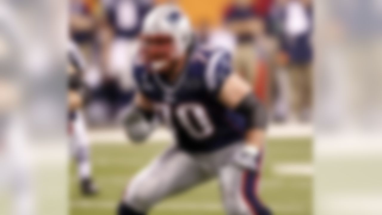 "Okay, so maybe Mankins doesn't scream ""sexy,"" but four Pro Bowls isn't bad for the last dude taken in the first round of the 2005 NFL Draft. Coincidentally, Mankins' chief competition here for the best 32nd pick since 1967 was his former teammate, Ben Watson, who was the 32nd overall pick the year before. The first round has only had 32 selections since 2002, when the Houston Texans joined the NFL fray."