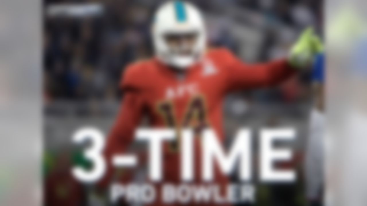 Jarvis Landry is entering his fifth season in the NFL after being drafted in the second round (63rd overall) of the 2014 Draft. At 25-years-old, Landry has already been a Pro Bowler three times.