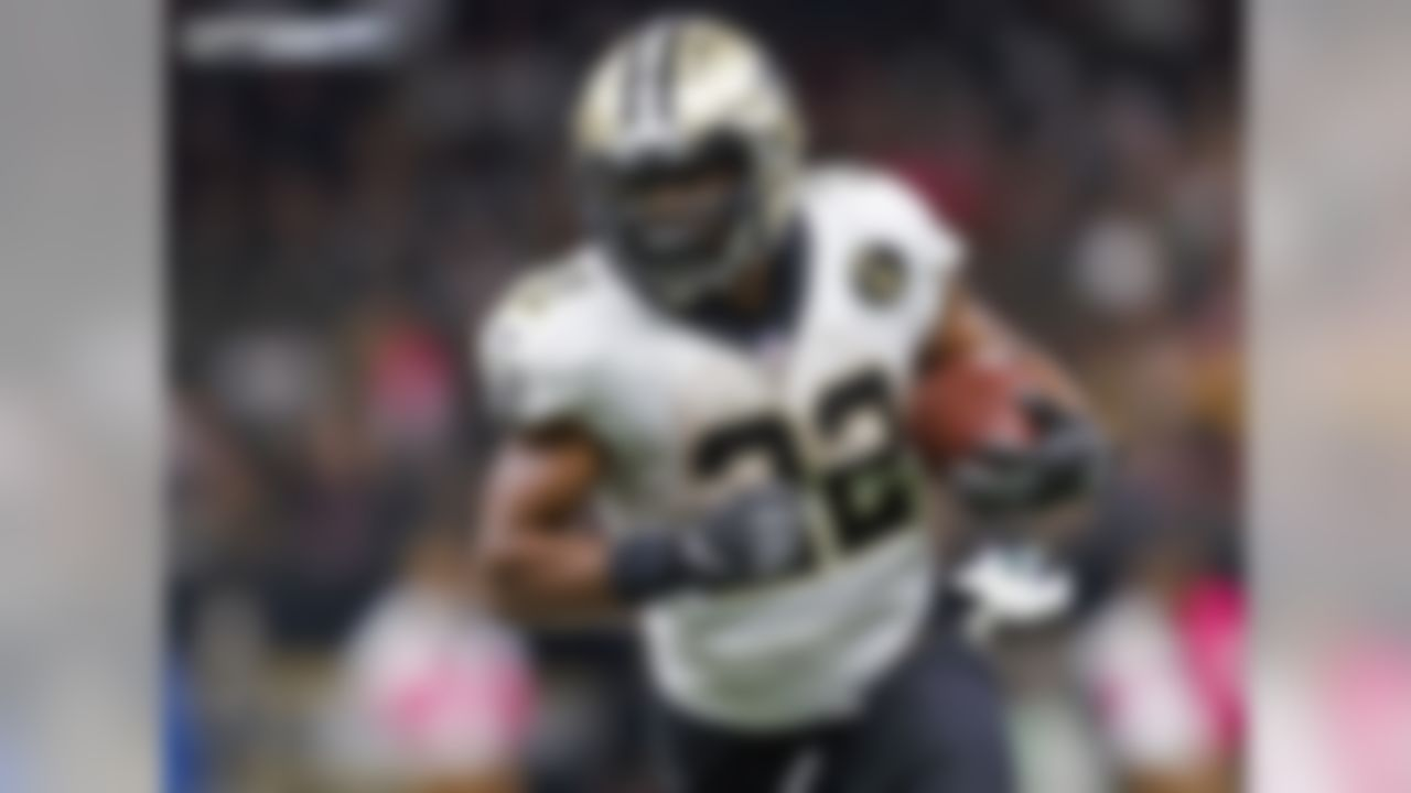 Mark Ingram has the highest yards per carry average (4.9) of any running back with 500-plus carries since 2015 and is one of four players with at least 3,000 rush yards and 30 rush touchdowns within that span. Ingram is the only player in the NFL to score 6+ rushing touchdowns in each of the last five seasons. Ingram also has averaged 3.1 yards after contact per rush since 2015 (4th most in the NFL, min. 400 rushes, per Pro Football Focus).