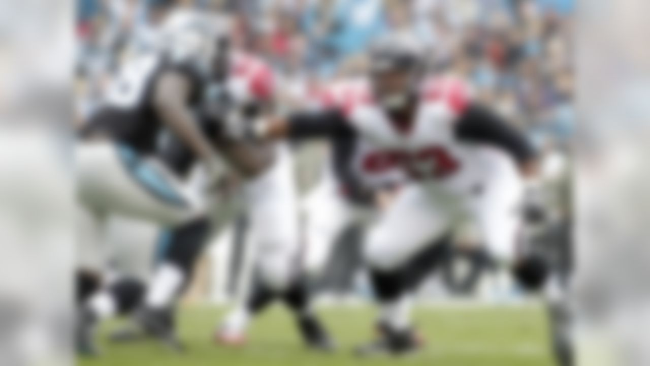 The former second-round pick started 125 games in eight seasons with the Falcons, and I think he can continue to start for someone in 2015, either as a center or a guard. I could also see the business-savvy Texas product, who will turn 32 in December, choosing to pursue another path in life. But if he decides to stay in the NFL, he'll have a place to play. Good fits: Minnesota Vikings, Denver Broncos. UPDATE: NFL Insider Ian Rapoport reported Monday that Blalock is retiring.