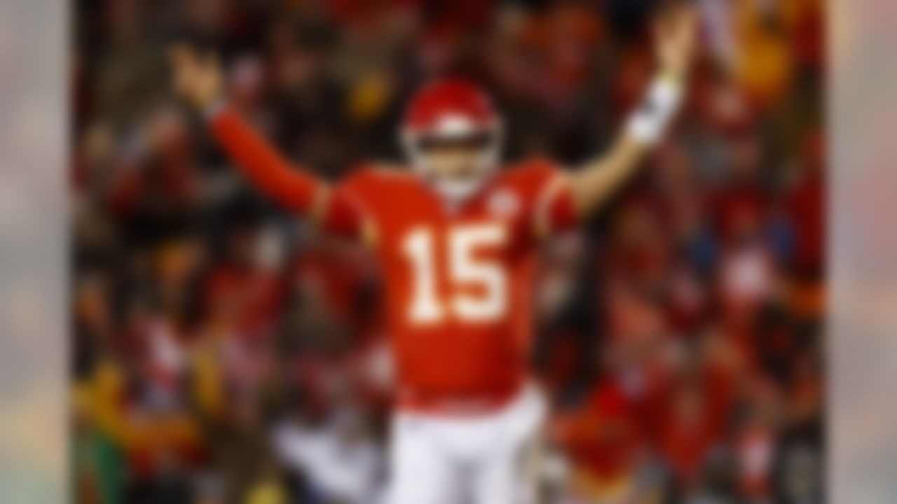 1) Patrick Mahomes (QB), Kansas City Chiefs - $45 million